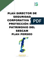 Plan Director Seguridad Corporativa y Proteccion Patrimonio