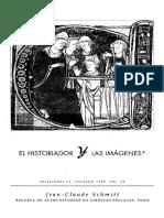 Schmitt_El historiador y las imágenes
