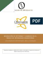 Gustavo López y Ariel Mojica - Migracion de Retorno