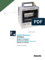 Philips M3 M4 User Manual