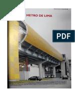Diseño de Viga Metalica Curva-metro de Lima