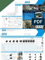 Catalogo SICA Contactores y Reles