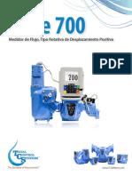 TCS 700 Brochure - Spanish