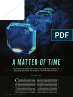 The Quest to Crystallize Time - Time Crystals Summary