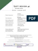 Marco D'Eramo, Vida Portuaria, NLR 96, November-December 2015