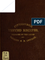 (1885) Pittsgurgh Tested Recipes