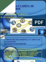 Antología Logistica y Cadena de Suministros