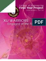 FYP Journal 2010