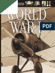 Simon Adams DK Eyewitness Guides - World War 1