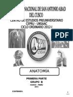 ANATOMIA 2012 - I Primera Parte