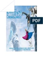 Letras FROZEN en Español Latino