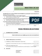 FICHA TECNICA N° 2_Ficha de Actividad de Emergencia_