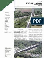 Pont Sur La Versoix
