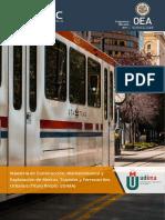 Eadic OEA Construccion Mantenimiento Explotacion Metros Tranvias Ferrocarriles Urbanos