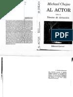 266524426 Chejov Michael Al Actor PDF