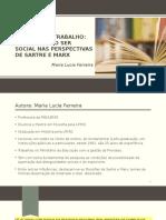 I Simposio Marixsmo Educação UFMG