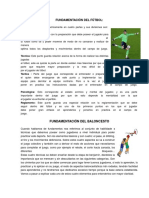 Fundamentación Del Fútbol