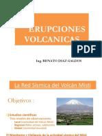 Erupciones volcánicas y su efecto en la ingeniería civil