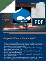 Hire Drupal Developers For Your Website