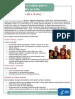 Consejos de Crianza Positiva Para El Desarrollo Saludable Del Niño