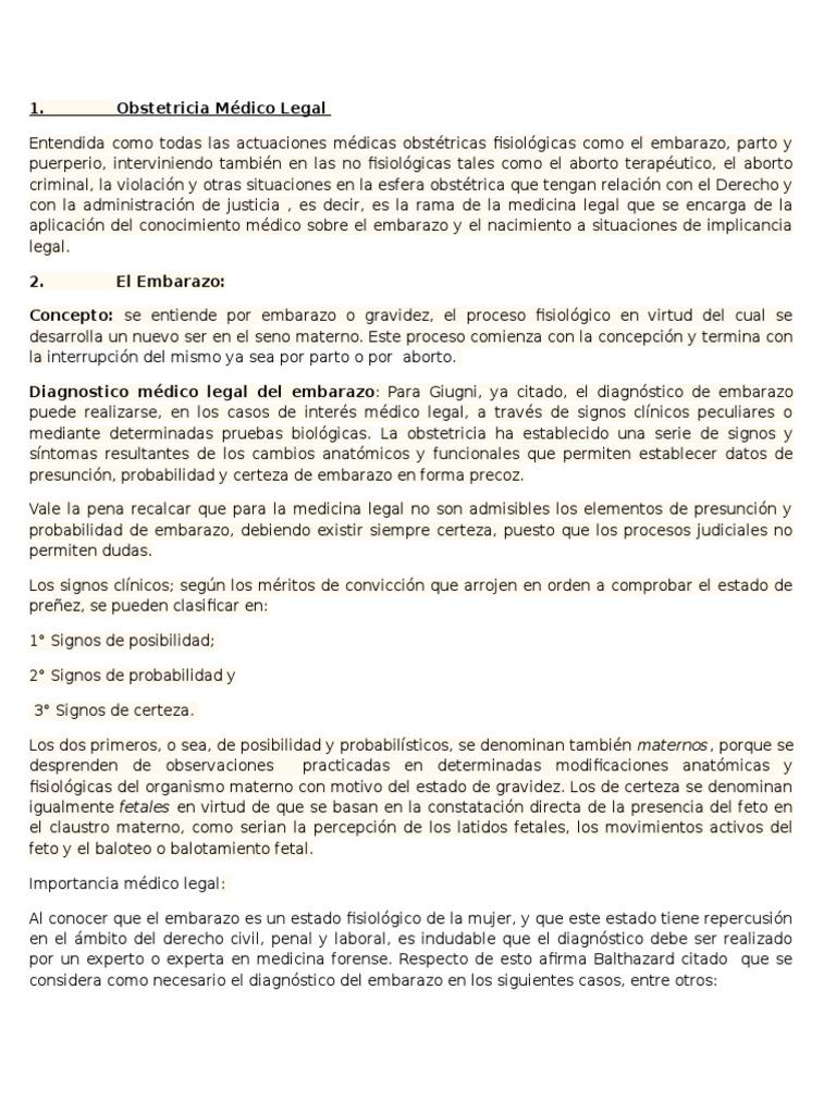 285d425f7 Obstetricia Médico Legal