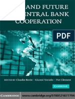 Past and Future of Central Bank Cooperation