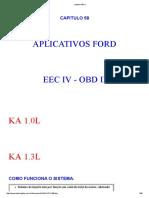 Aplicativos Ford Eec IV-obd II