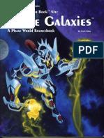 Rifts - Dimension Book 6 - Three Galaxies