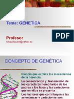 Clase 14 Genetica