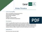 Ficha-tecnica-CEMAV - 00614-15 21 de Septiembre D a Internacional de La Paz