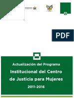 Prog. Institucional CJM