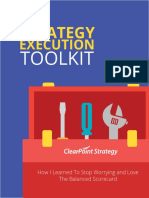 Strategy Execution Toolkit