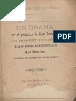 Un Drama en El Presidio de San Lucas