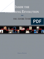 Inside the Publishing Revolution, The Adobe Story