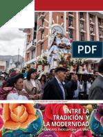 Entre La Tradicion y La Modernidad - Huancayo Enciclopedia Cultural