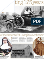 Celebrating 125 years of the Sisters of St Joseph at Lochinvar