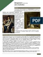 Shakespeare y El Teatro Isabelino