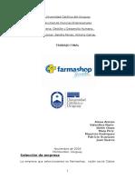 Farmashop gestion de desarrollo humano