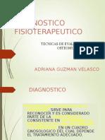 Fundamentacion de Diagnostico Fisioterapeutico