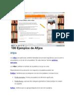 100 Ejemplos de Afijos.doc