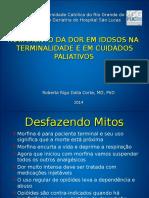 DOR Cuidados Paliativos 2014