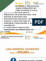 Diapositiva Proyecto Social