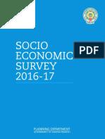 Socio Economic Survey 2016-17