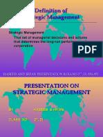 Presentation on Sm by Haseeb