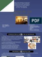 Estudios de Los Materiales Presentación