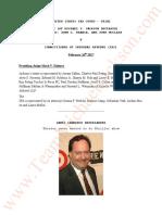 James  Nederlander Transcripts. Michael Jackson Exe. Branca V IRS