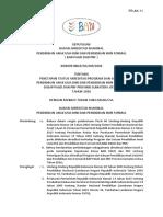 086 Sk Akreditasi Bap Paud Dan Pnf Prov. Sumatera Utara