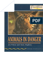 Animals in Danger-Factfiles