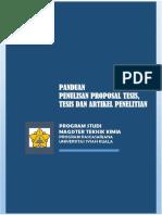 Pandum Thesis