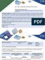 Guía de actividades - Fase 2. Obtención y Preparación de Muestras.pdf